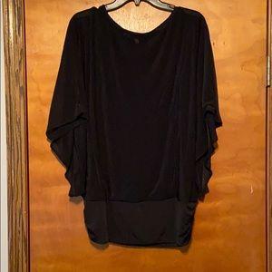 Jennifer Lopez layered shirt